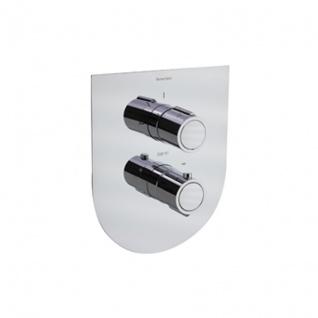 Ramon Soler Urban Chic Unterputz Thermostat Einhebel Brausebatterie 1 Wege