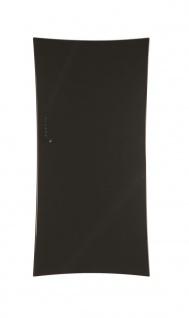 Lohema Design Glas Heizkörper elektrisch Flag 700W schwarz 1063 x 532mm