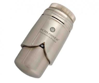 Schlösser Thermostatkopf Brilliant M28 x 1, 5 Herz edelstahl 6003 00005