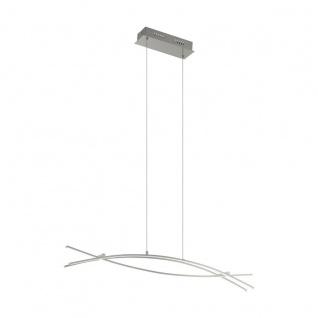 EGLO NEVADO LED Hängelampe chrom 900mm 3x 1000lm