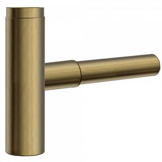 Tres Metall Design Teleskopsiphon in verschiedenen Farben