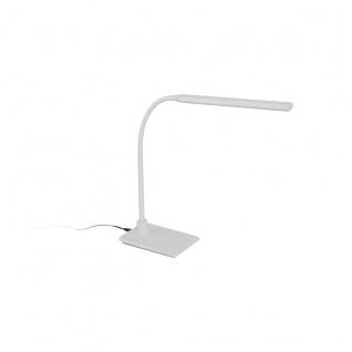 EGLO LAROA LED Schreibtischlampe 550lm weiß
