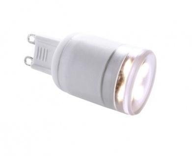 Deko Light LED G9 3000K Leuchtmittel weiß G9 120lm 3000K >80 Ra 320°