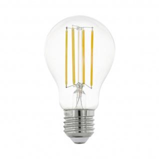 EGLO E27 A60 LED Leuchtmittel 8W 1055lm 2700K 80Ra Filament