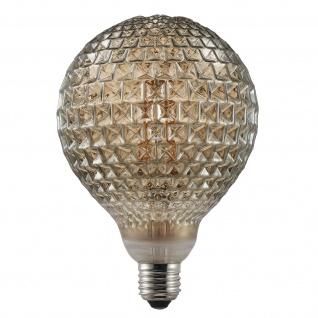 Nordlux Avra Dent E27 LED Leuchtmittel 130lm 2W 2200K 360° Rauch Filament