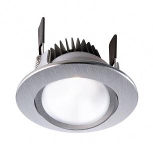 Deko Light COB 68 CCT Einbaustrahler LED silber, weiß 235-534lm 2500-6500K >80 Ra 65° Modern