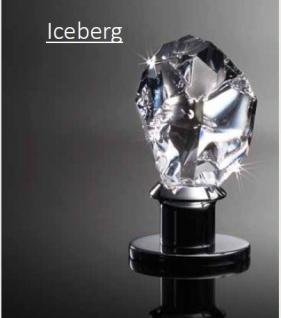 Maier Iceberg Unterputz 4-Wege Umsteller 1/2 chrom 73.340
