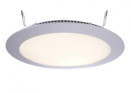 Deko Light LED Panel 16 Einbaustrahler silber 1260lm 2700K >80 Ra 115° Modern