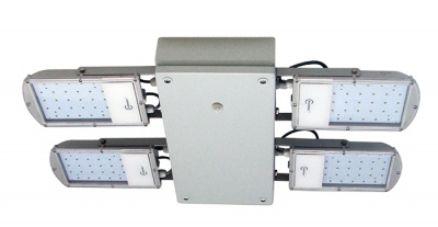 Bioledex® LED Astir System Quatro 128W 11000Lm 70° 5200K Sensor