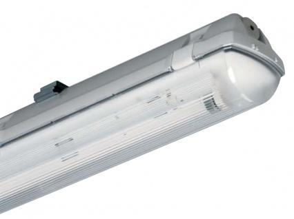 Bioledex® Dolta 1-fach Feuchtraumleuchte für 120cm LED Röhre