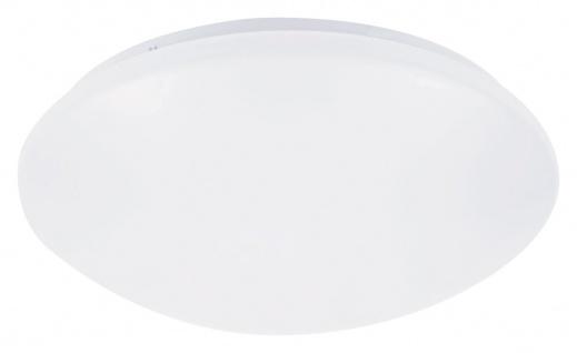 Rabalux Lucas LED Wand & Deckenleuchte weiß 1170lm 4000K IP44