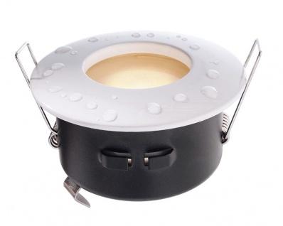 Deko Light Einbaustrahler weiß IP65 1 flg. GU5, 3 / MR16 Modern