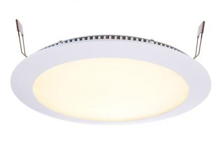 Deko Light LED Panel 16 Einbaustrahler weiß 1260lm 2700K >80 Ra 115° Modern
