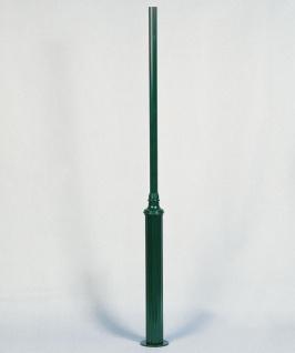 KONSTSMIDE Draco Kandelaber Pfahl grün 2m für Konstsmide Leuchten
