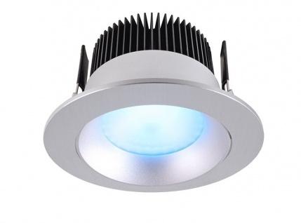 Deko Light COB 94 RGBW Einbaustrahler LED silber 710lm 3000K >80 Ra 60° Modern