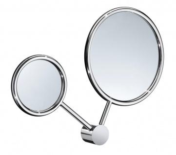 Smedbo Art 2er Spiegel mit 7 Fach Vergrößerung WK351