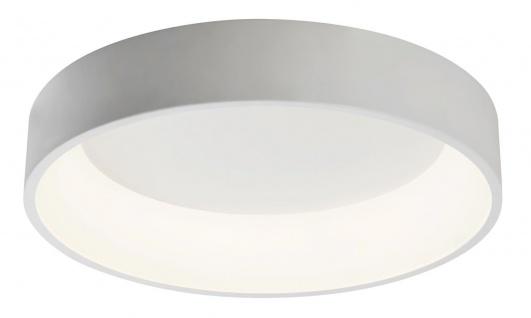 Rabalux Adeline LED Deckenleuchte matt weiß 600mm indirektes Licht rund
