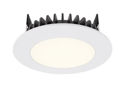 Deko Light LED Panel Round III 6 Einbaustrahler weiß 630lm 4000K >80 Ra 100° Modern