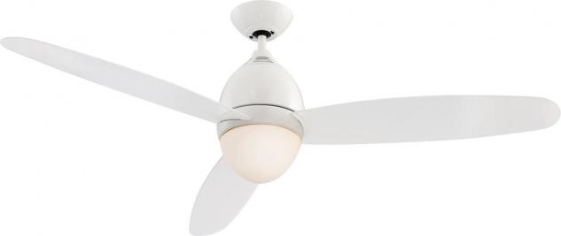 Globo PREMIER Ventilator Weiß, 2xE27