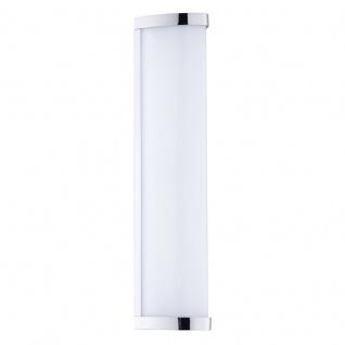 EGLO GITA 2 LED Spiegelleuchte, 350mm, chrom, weiss