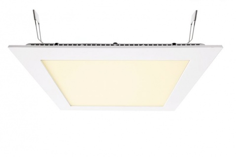 Deko Light LED Panel Square 20 Einbaustrahler weiß 1560lm 2700K >80 Ra 110° Modern