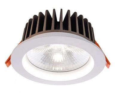 Deko Light COB 130 Einbaustrahler LED weiß 1451lm 4000K >90 Ra 60° Modern