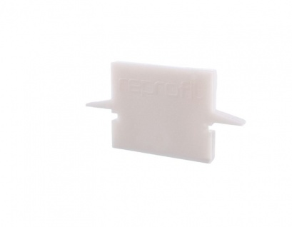 Deko Light Endkappe H-ET-01-08 Set 2 Stk für Profil weiß
