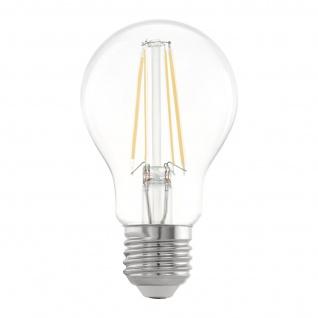 EGLO E27 A60 LED Leuchtmittel 6W 806lm 2700K 80Ra Filament Stepdimmer