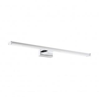 EGLO PANDELLA 1 LED Spiegelleuchte L-600, 1-flg., chrom, silber, weiss