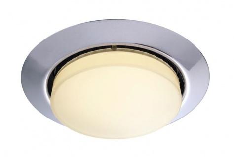 Deko Light Einbaustrahler silber 1 flg. GX53 Modern