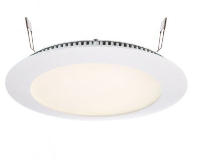 Deko Light LED Panel 12 Einbaustrahler weiß 820lm 2700K >80 Ra 115° Modern