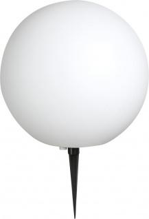 Globo TOULA Lichtkugel 300mm Kunststoff weiß 1x E27