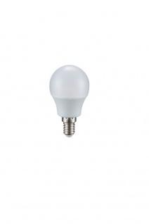 Globo LED - LEUCHTMITTEL LED Leuchtmittel Kunststoff Weiß, 1xE14 ILLU