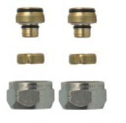 Klemmringverschraubung 16mm für Kunststoffrohre 600800204R