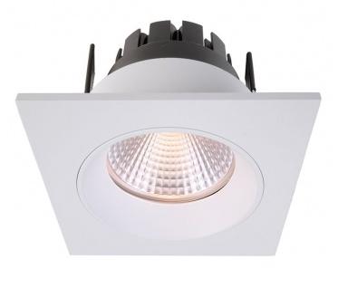Deko Light Orionis Einbaustrahler LED weiß-matt 645lm 2700K >80 Ra 30° Modern