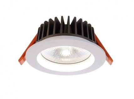 Deko Light COB 95 Einbaustrahler LED weiß 1000lm 4000K >90 Ra 60° Modern
