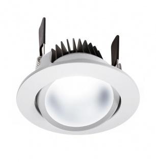 Deko Light COB 95 CCT Einbaustrahler LED weiß, weiß 523-1118lm 2500-6500K >80 Ra 65° Modern