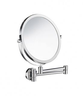 Smedbo Outline Kosmetikspiegel 2- fach schwenkbar FK445