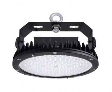 Deko Light Ainara 90 Hallenstrahler LED schwarz IP65 11800lm 5000K >80 Ra 110°