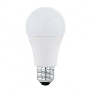 EGLO E27 LED Leuchtmittel 12W 1055lm 3000K dimmbar A60 Glühbirne