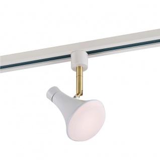 Nordlux Sleeky Spot für 1-Phasen HV Link Schienensystem LED 200lm weiß gold