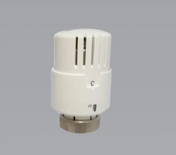 Thermostatkopf E.C.A Typ 40 weiß 602120754-03
