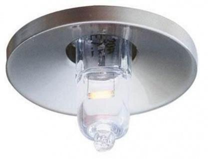 Deko Light Lightpoint Einbauleuchte Lichtpunkt für Sternenhimmel silber 1 flg. G4 Modern