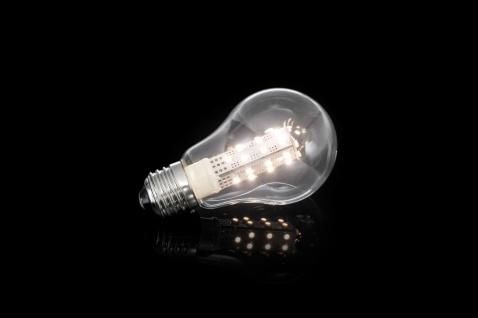 KONSTSMIDE LED Leuchtmittel warm weiß, klar
