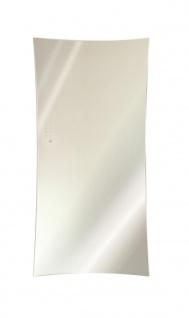 Lohema Design Glas Heizkörper Spiegel elektrisch Flag 1500W 1600 x 670mm