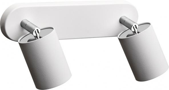 Nowodvorski EYE SPOT moderner Wand & Deckenspot 2er weiß