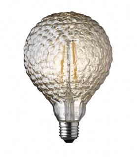 Wofi LED E27 Leuchtmittel 300lm 4W 1800K 80 Ra noppen