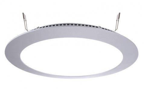 Deko Light LED Panel 16 Einbaustrahler silber 1150lm 4000K >80 Ra 115° Modern