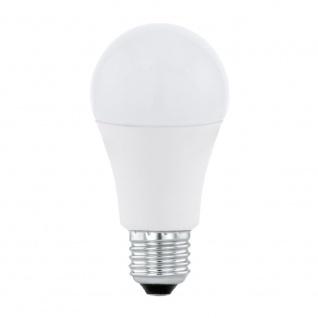 EGLO E27 LED Leuchtmittel 10W 806lm 3000K A60 Glühbirne