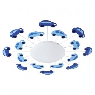 EGLO VIKI 1 Wand & Deckenleuchte Kinderzimmer E27 blau